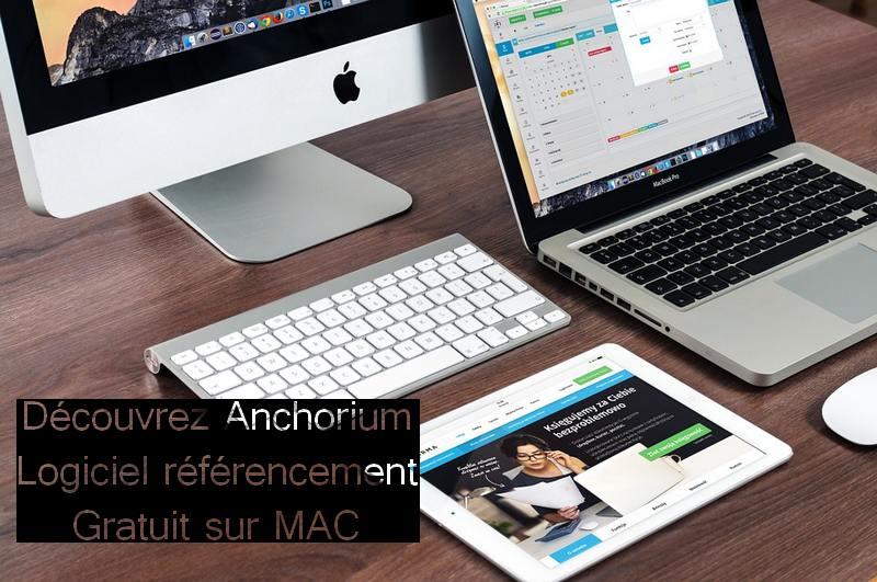 outil de référencement site internet sur MAC