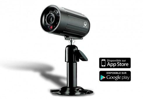 Focus sur la camera de surveillance en Wifi